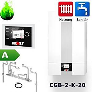 Gas Kombitherme Test Platz 4